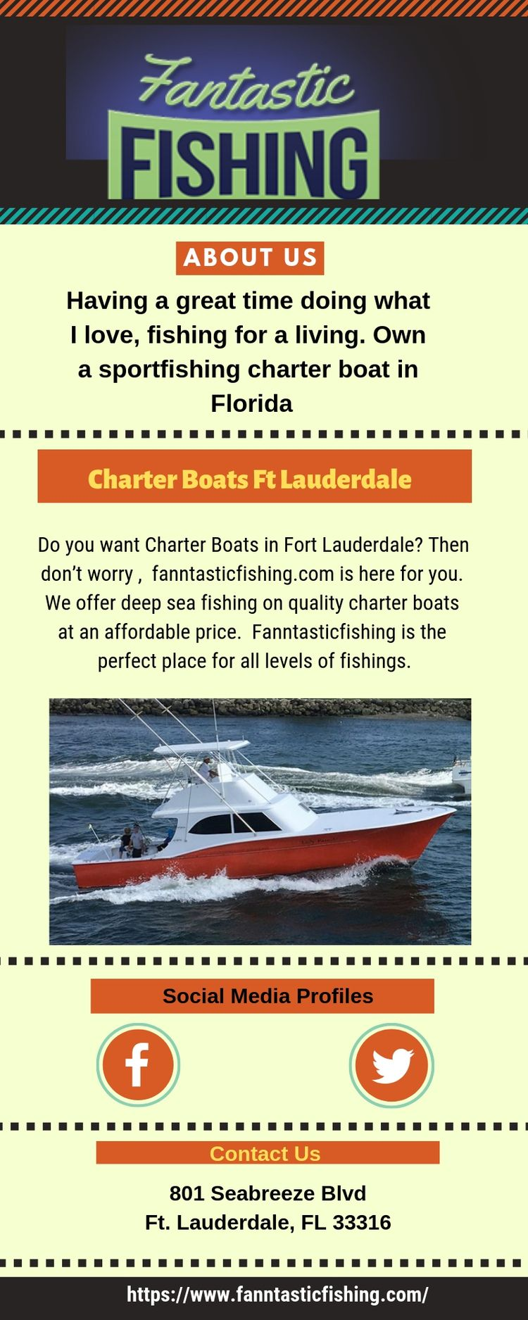 fishing Fort Lauderdale? visit  - fanntasticfishing | ello