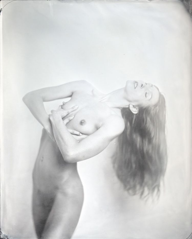 Untitled 8x10, Tintype Model:  - thejohnnelson | ello