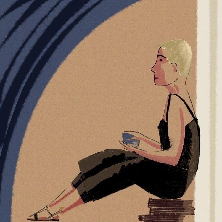 metro, washingtondc, illo, illustration - martinillustrates | ello