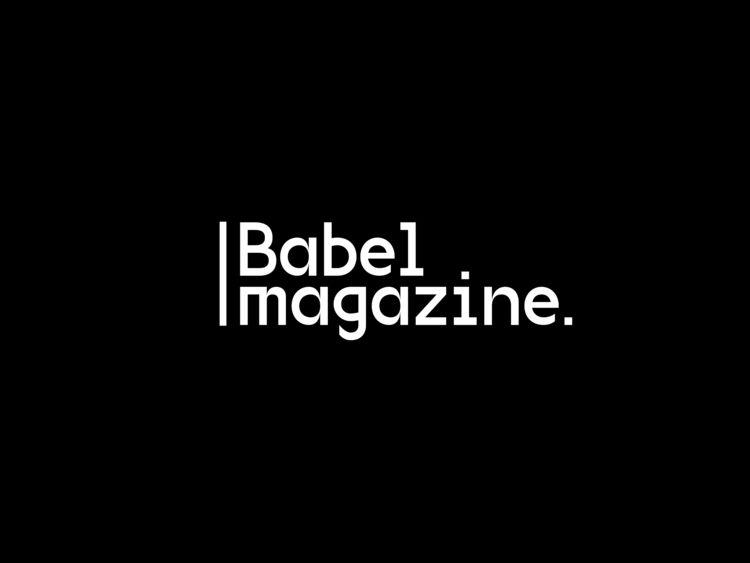 Babel Magazine Identity+Cover d - alpoherstd | ello