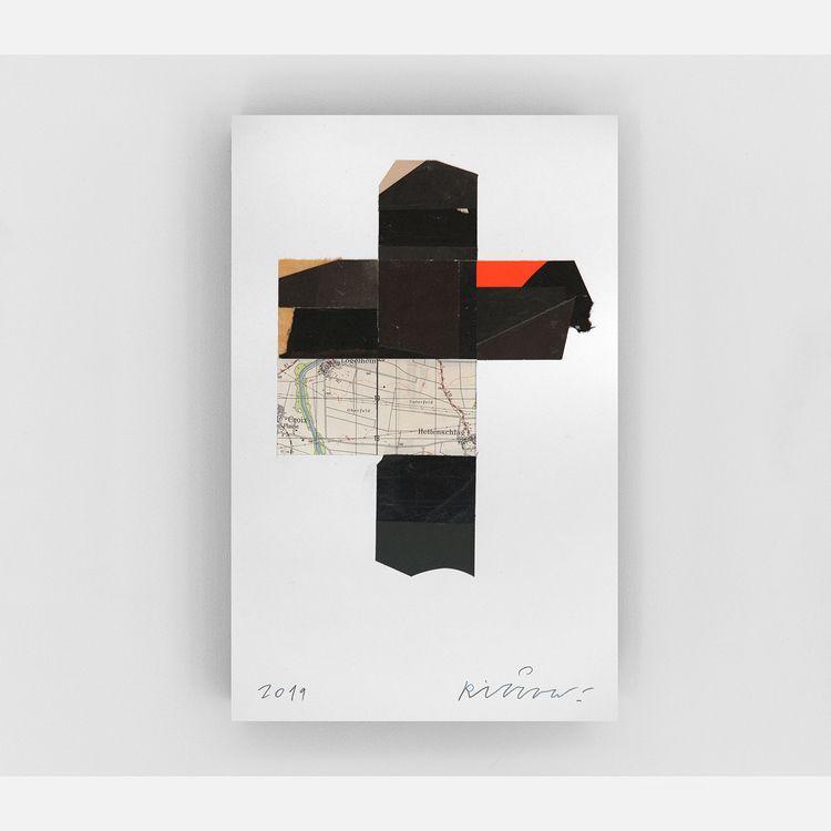 31x20cm. Collage cloth engravin - aruizvillar | ello