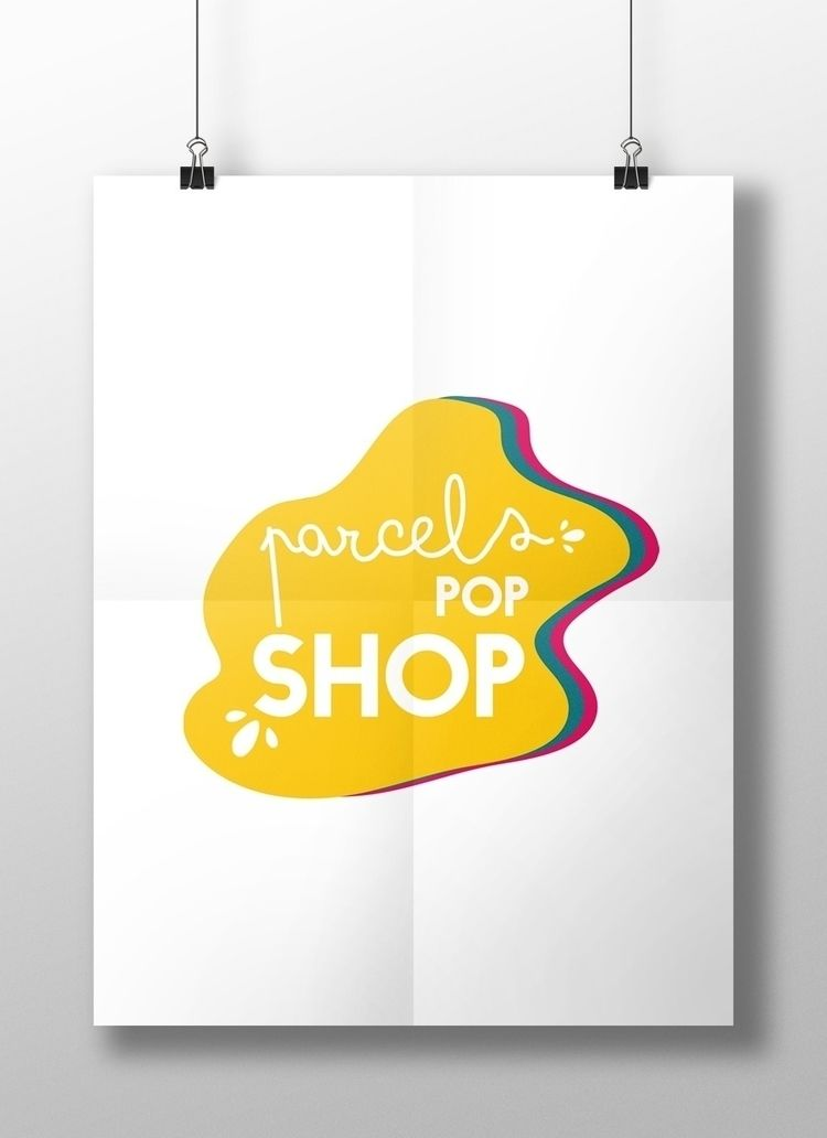 LOGO | parcelspopshop -Illustra - chihipso | ello