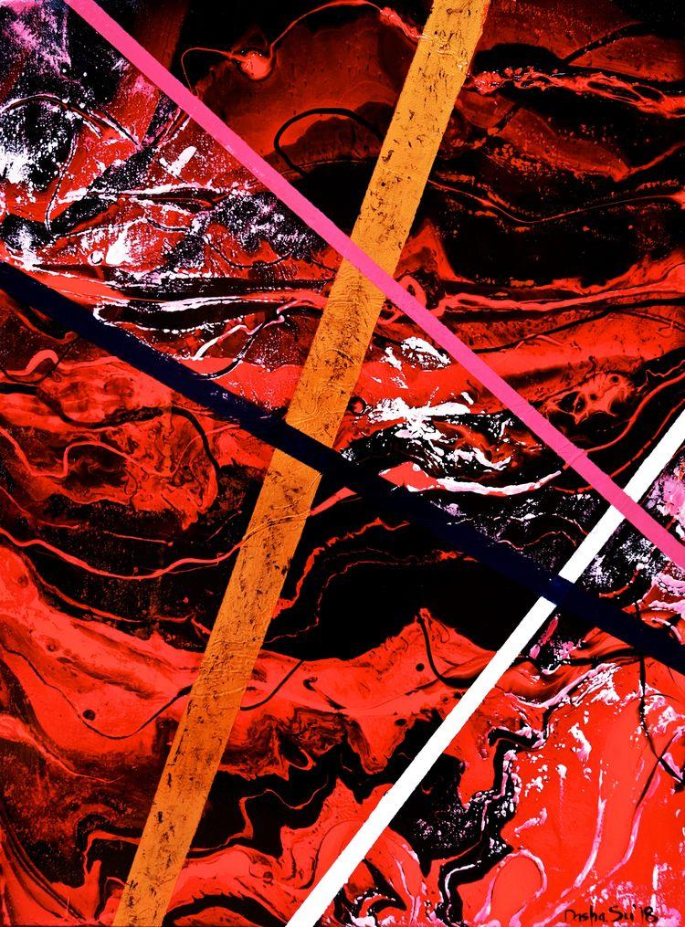 Geometry» ⠀ «Sensual» Mixed tec - dasha_su | ello