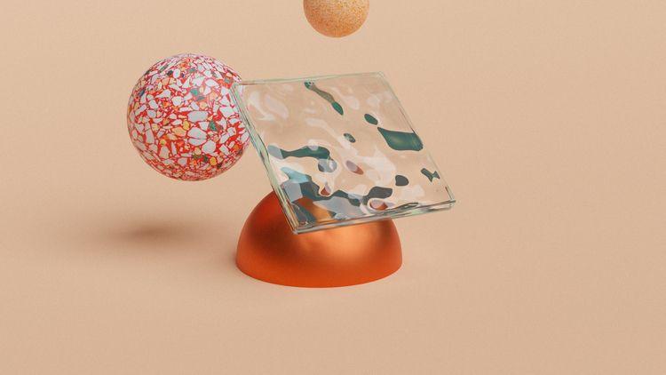 materials Blender - juliussimon | ello