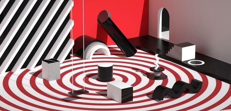 Black white playground - noelialozano | ello