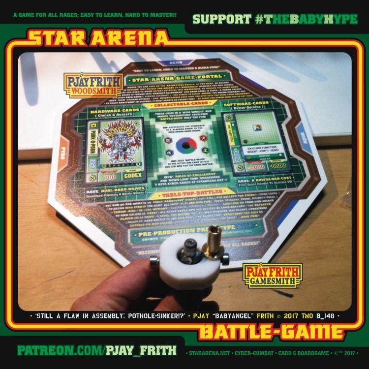 Follow Play created StarArena.o - stararena_game | ello