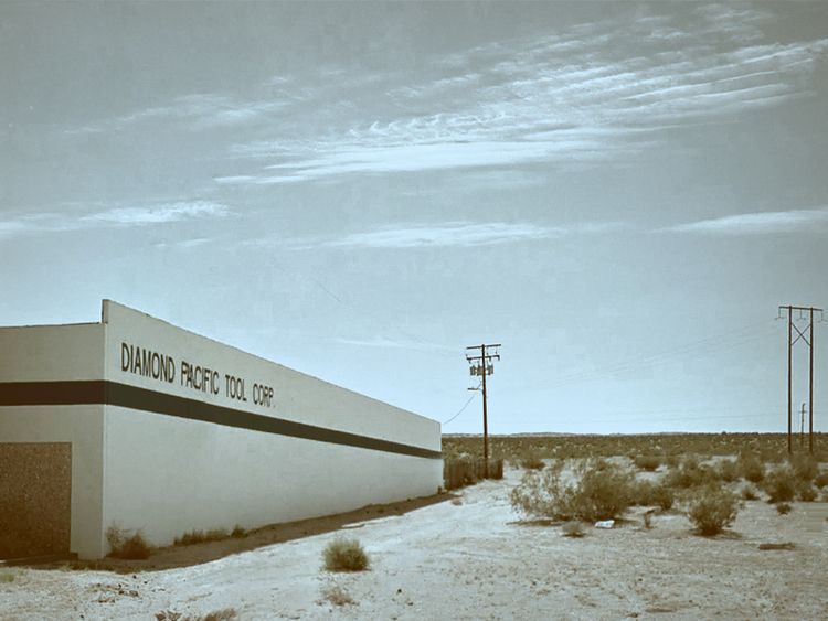 Barstow, California - rephotography - dispel | ello