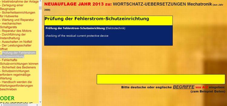 translation: german-english tec - mechatronik-lehrmittel-wagner | ello