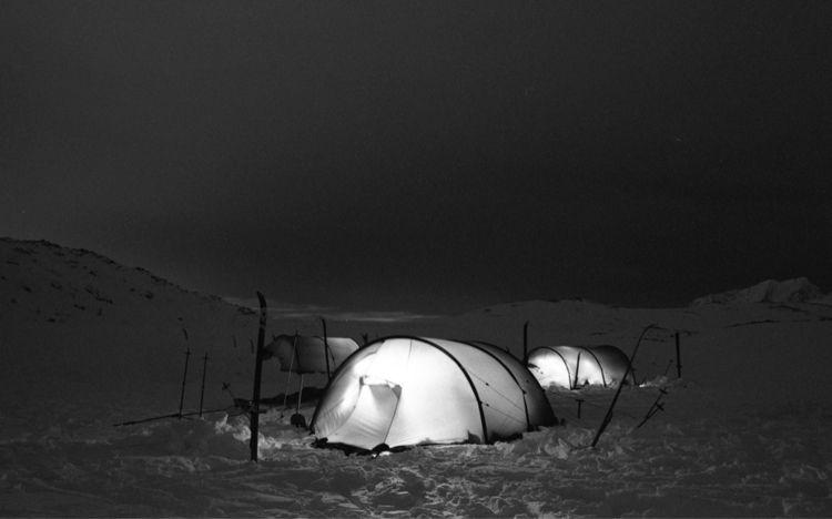 night special. Cold, dark windy - unfve   ello