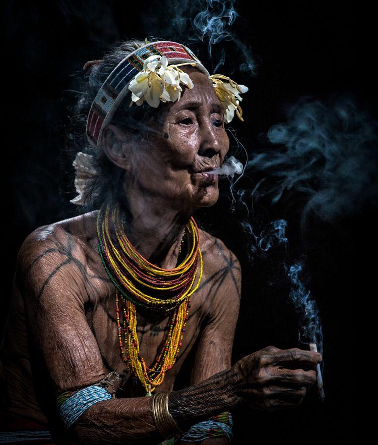 MENTAWAI   Tribal Photography H - aga_szydlik   ello