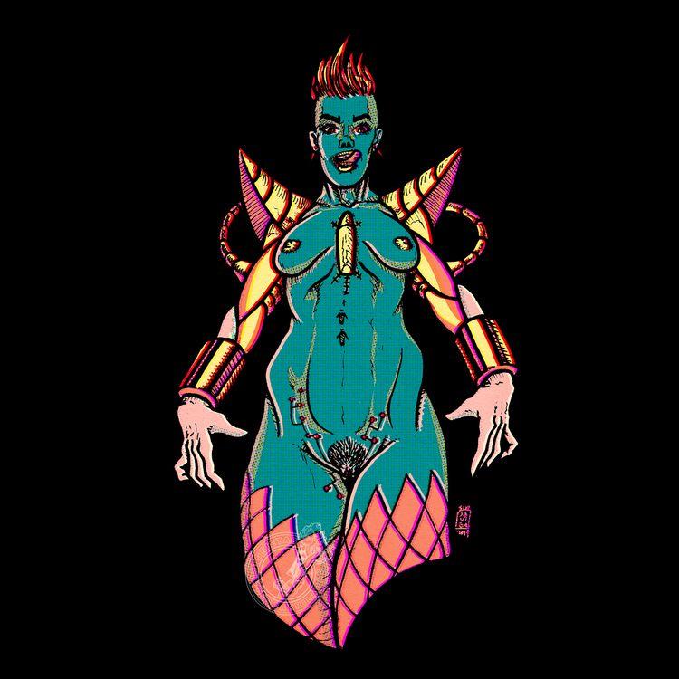 Collezione Erotica 01: woman ro - sirjavier | ello