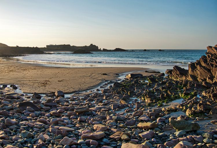 Corblets Beach Chateau island A - neilhoward   ello
