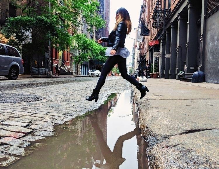 life big city - reflection, hurdles - instinctiveshooting   ello