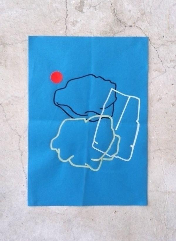 Σ = + paper stone acrylic marke - moonmambo | ello