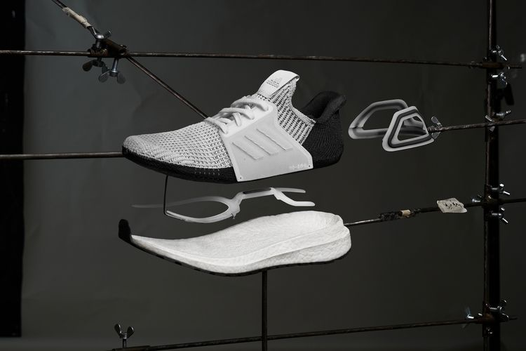Exploding shoe UB19, adidas' pr - artlaynee | ello