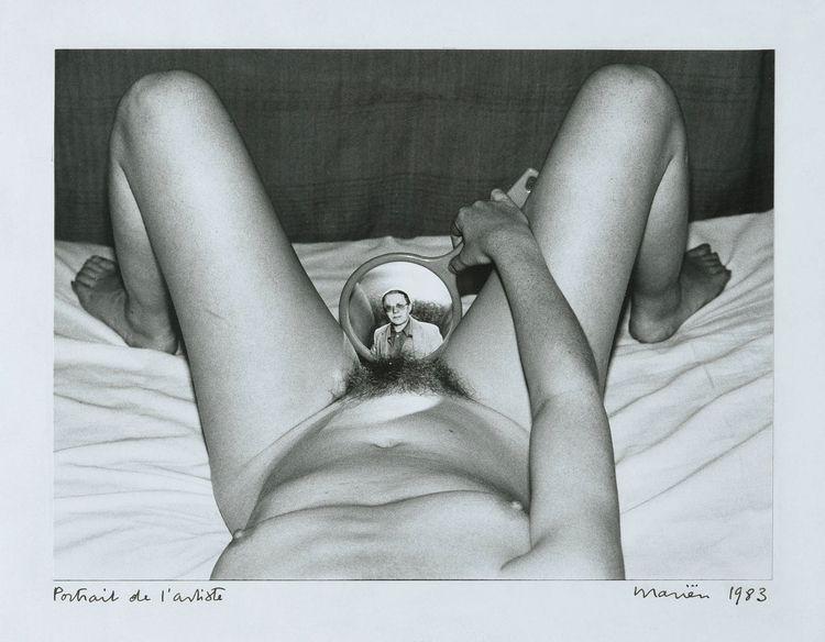 Marcel Märien, Portrait 1983 - trisoporn   ello