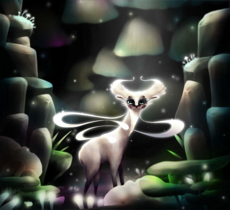 fantastic creature - cdcchallenge - trillian5050 | ello