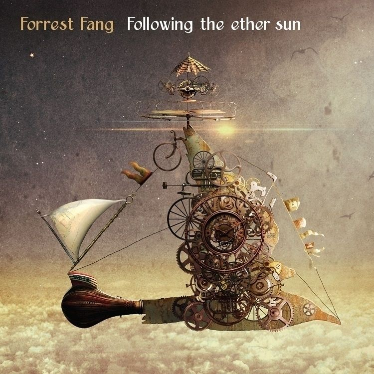 review Ether Sun CD Forrest Fan - richardgurtler | ello