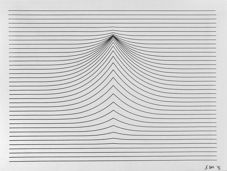 Buy  - abstract, minimal, axidraw - shonk | ello