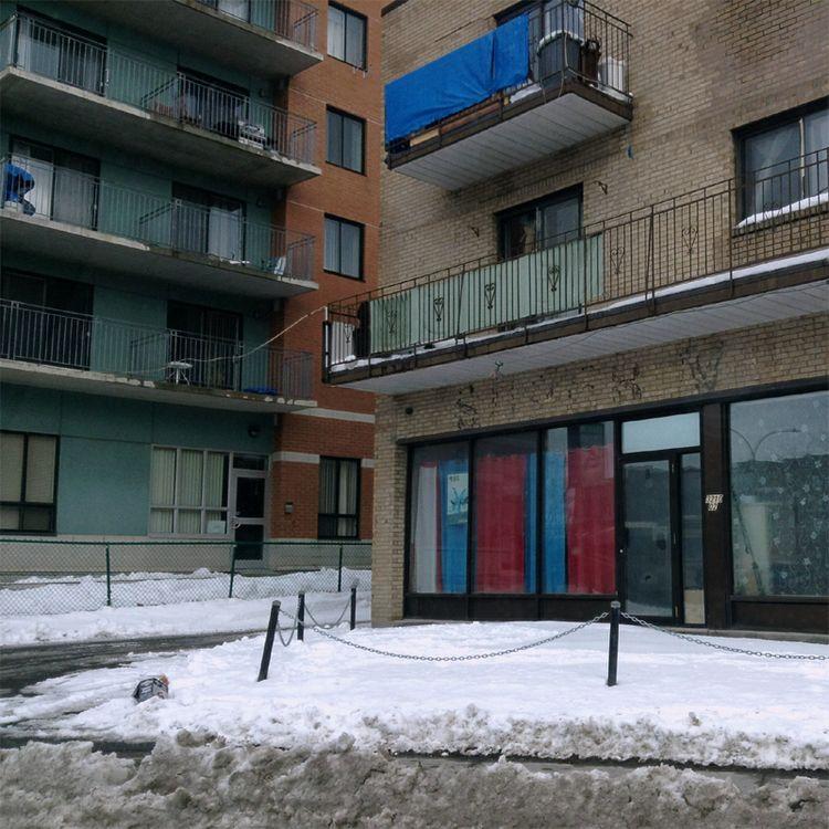 Melt / Montréal-Nord - photo, shade - dispel | ello