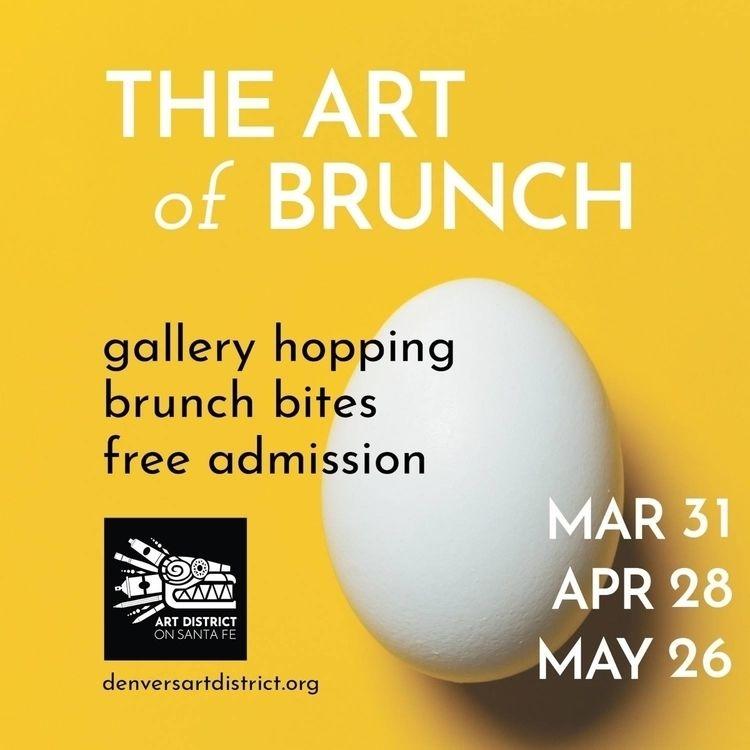 Art Brunch Join Sunday, 3/31, M - bitfactory | ello