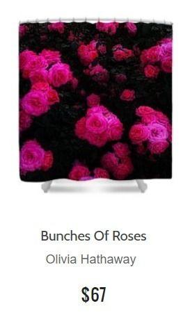 Bunches Roses design Fine Art A - okhismakingart | ello
