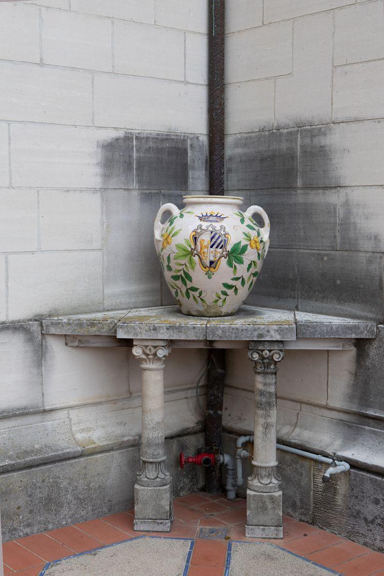 Ceramic Jar, Hearst Castle, San - odouglas | ello