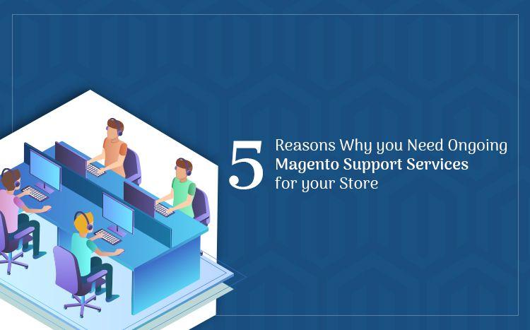 Support Service Crucial Magento - krishtechnolabs | ello