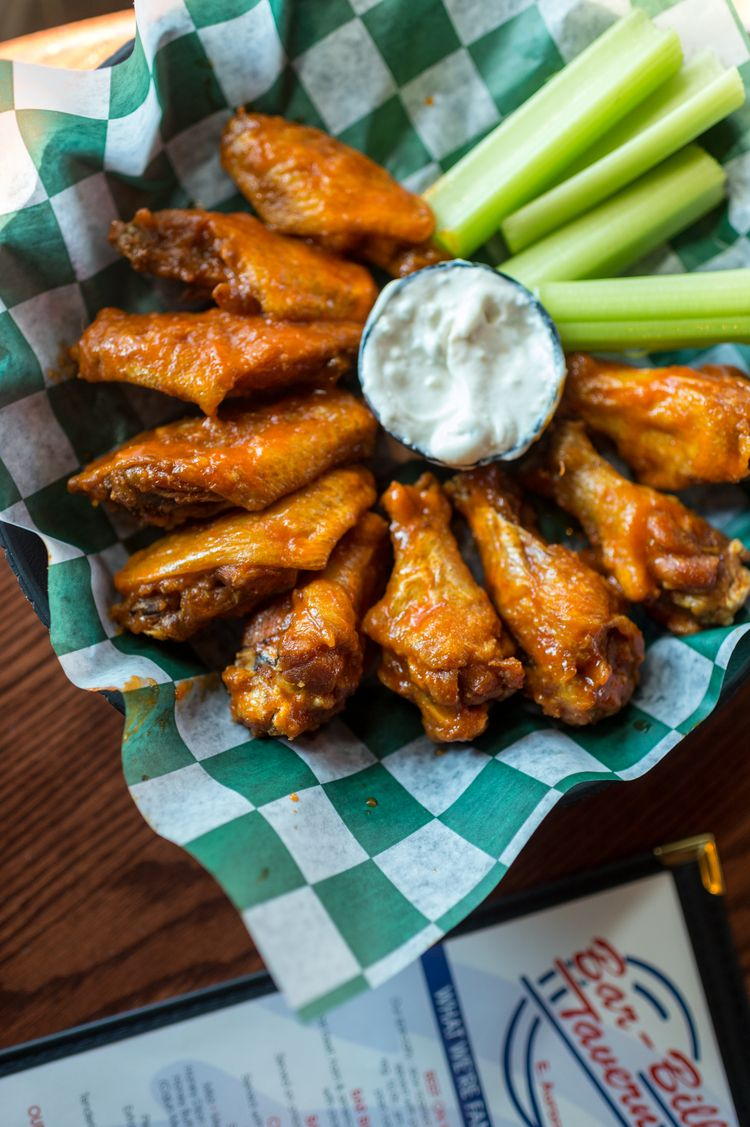 finest chicken wings land Bar-B - danielkrieger | ello