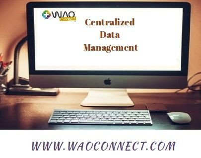 WAOConnect offers centralized d - waoconnect | ello