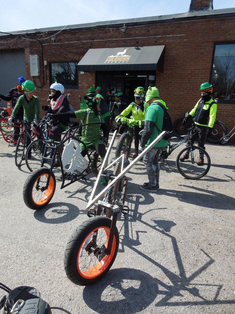 custom bikes riding Bike Clevel - twogreenthumbs | ello