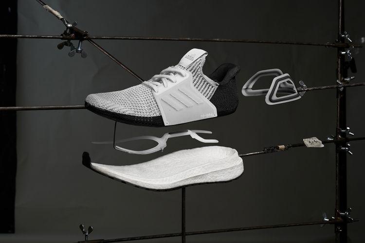 Exploded shoe UB19, adidas' pre - artlaynee | ello