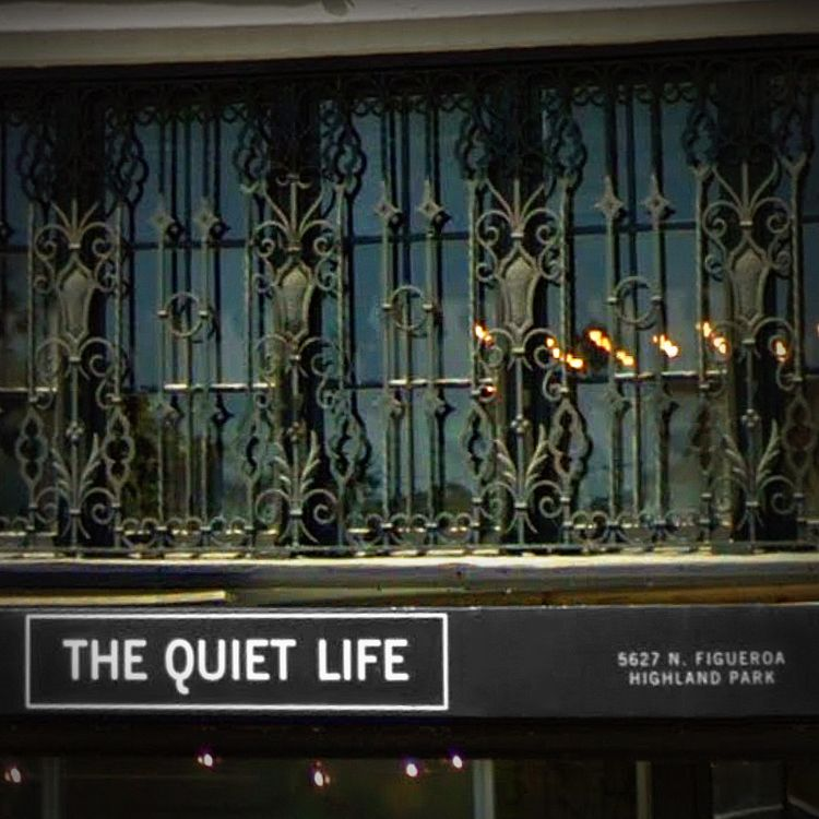 Grilles / Quiet Life, Highland  - dispel | ello