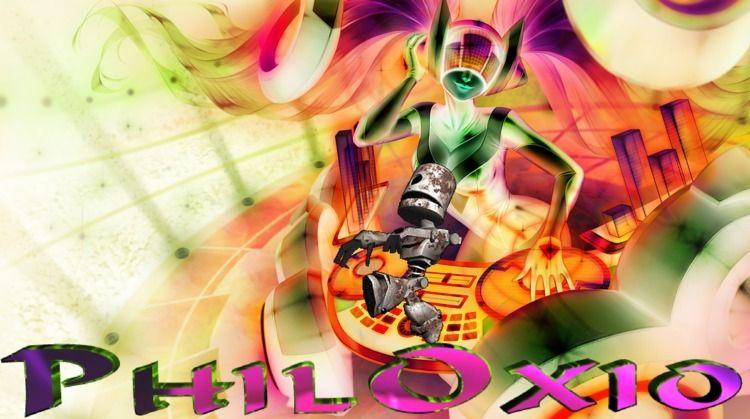 ROBOTICA - music, musique, art, arts - philoxio | ello