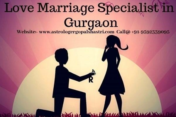 hard love marriage Gurgaon pare - panditgopal | ello