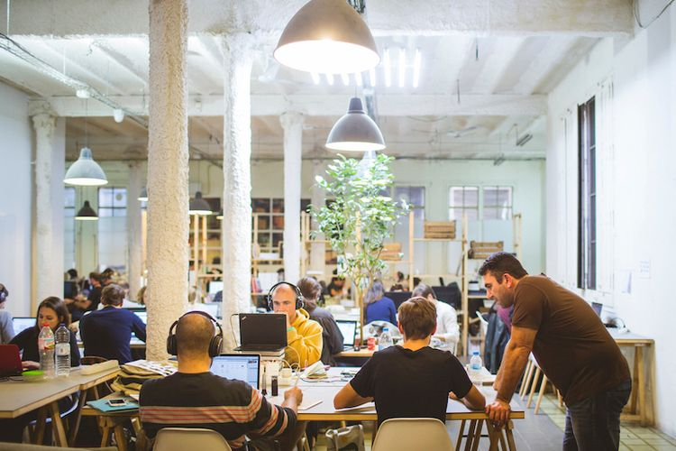 Pros Cons Co-working Space - coworkingspace - alinamegat6 | ello