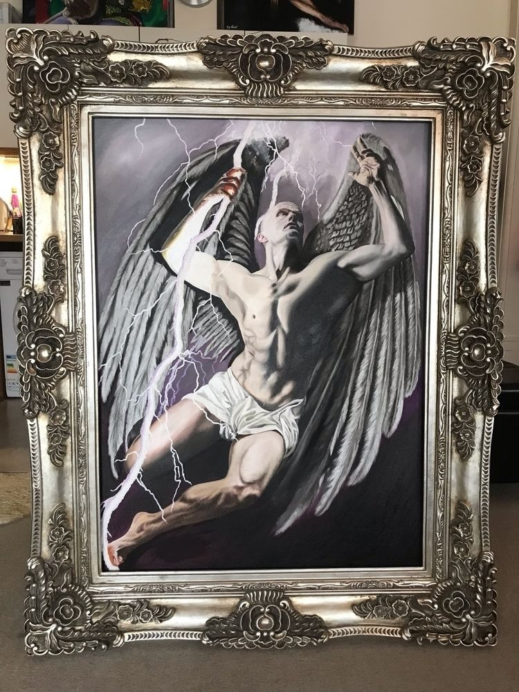 'Xaphan - fallen angel, set hea - guyusinu | ello