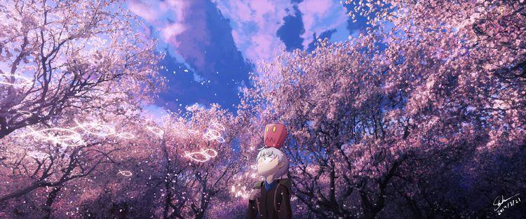 SideTrip Blossoming Detail capt - yuyatakeda | ello
