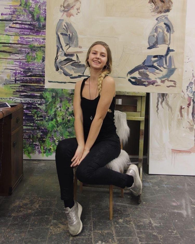 Artist studio Ruta Matuleviciut - rutavm | ello