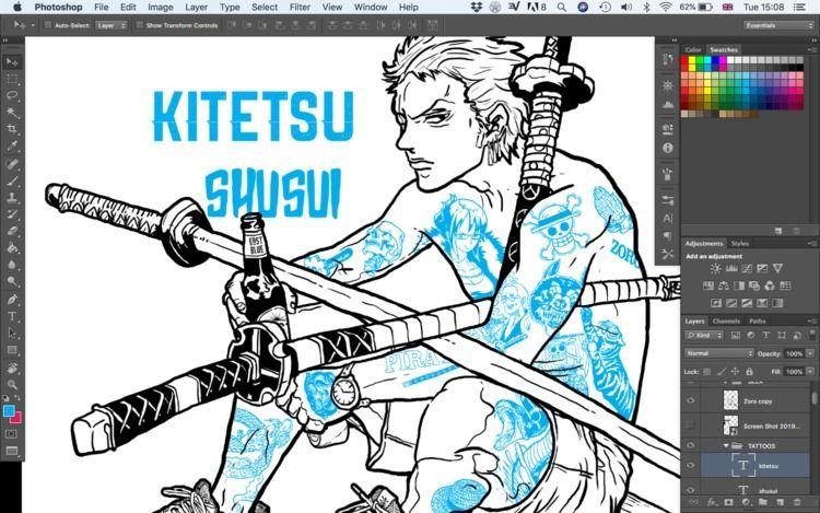 Progress - illustration, justblack - justblack | ello