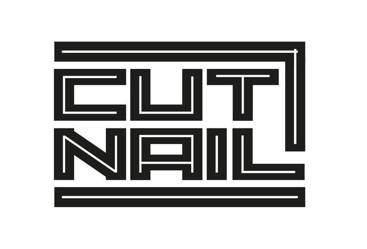 CUT NAIL | FONT - pauloxborrow | ello