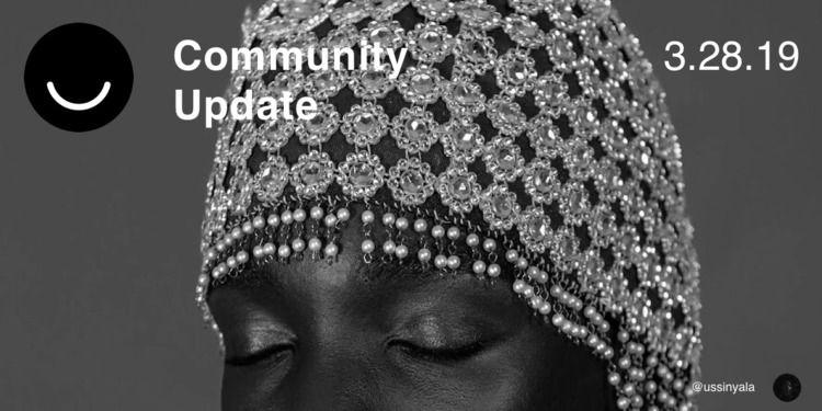 Community Update 3/28/2019 week - elloblog | ello
