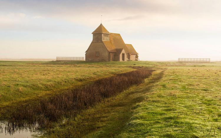 St Thomas Becket Church located - forgottenheritage | ello