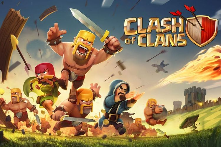 Clash Clans Mod Apk attractive  - gamerspots | ello
