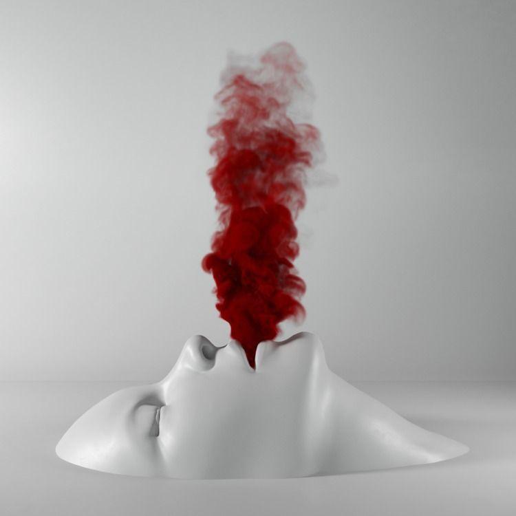 Corpus - digital, sculpture, render - z3rogravity | ello