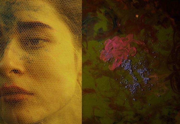 Delusion // Daria Amaranth feat - hashtagphotographymagazine | ello