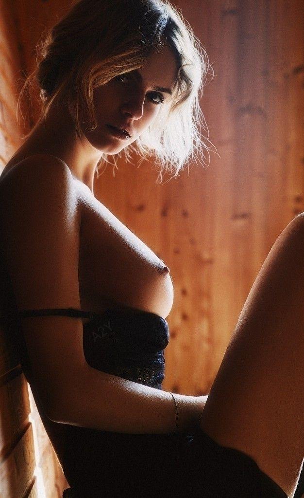 NSFW, Bare, Naked, Nude, Breast - akin2yoda   ello