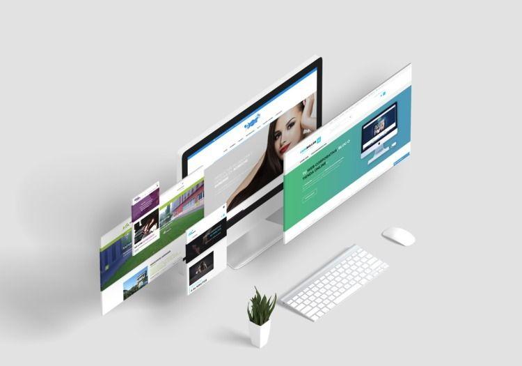 Los diseños de tus páginas web  - cadabullos   ello