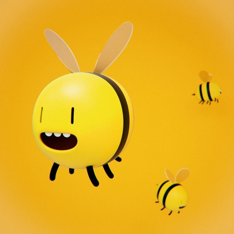 Bees Adventure Time - horadeaventura - zergestus   ello