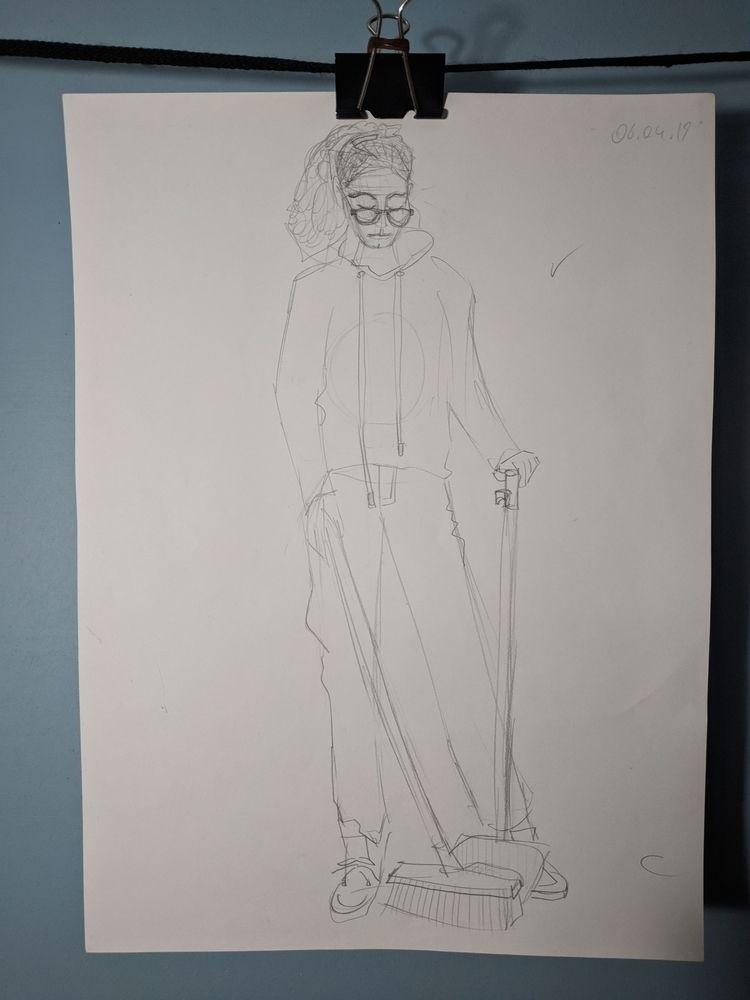 5 minute figure drawing - clklm | ello